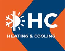 HC Heating and Cooling Logo